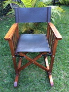 Director`s Rocking Chair