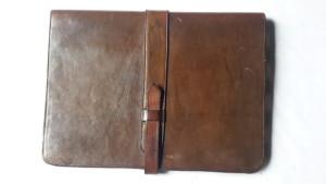 File Cover + Pocket
